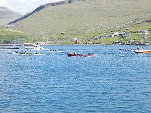 Kappróður 5mannafør dreingir Fjarðastevna 2012.JPG