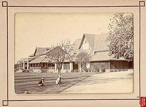 Gymkhana - Karachi Gymkhana Club in 1890.