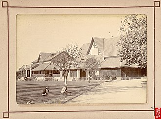 Gymkhana - Karachi Gymkhana Club in 1890.