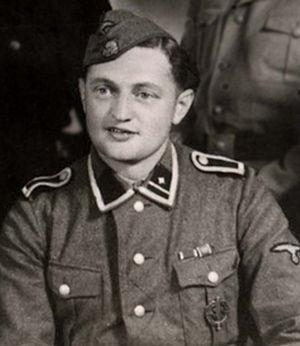 Karl Pötzinger - Karl Pötzinger, Treblinka II