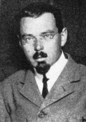 Karl Schmidt-Rottluff - Karl Schmidt-Rottluff  (mid 1910s)