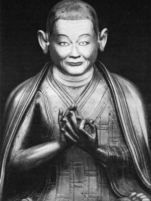 Düsum Khyenpa, 1st Karmapa Lama - Image: Karmapa 1