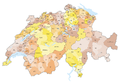 Karte Bezirke der Schweiz farbig 2016.png