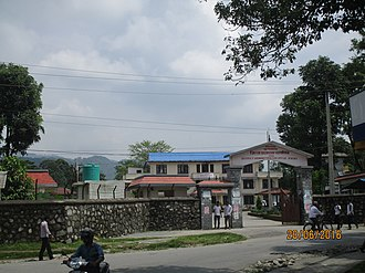 Kaski District - Kaski District Administrative office