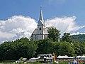 Kath. Pfarrkirche St. Primus und Felicianus Maria Wörth Juli 2018 01.jpg