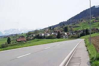 Kaufdorf - Kaufdorf village