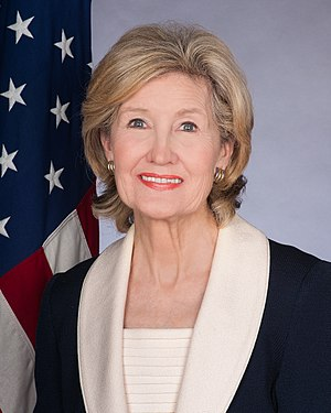 Kay Bailey Hutchison - Image: Kay Bailey Hutchison official photo