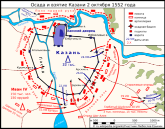 Siege of Kazan - Siege of Kazan