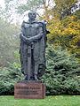 Kazimierz Pulaski museum statue.jpg
