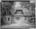 Keasbey and Mattison Company, Executive's House, Carriage House, 6 Lindenwold Avenue, Ambler, Montgomery County, PA HABS PA,46-AMB,10I-3.tif