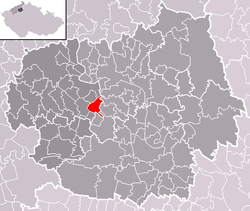 Location of Keblice
