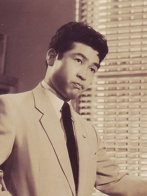 Keiju Kobayashi - Kobayashi in 1955