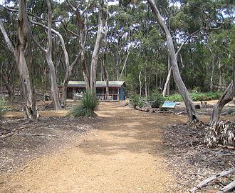 Kelly Hill Conservation Park - Visitors centre