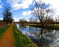 Kennet and Avon Canal from Heales Lock - geograph.org.uk - 369626.jpg