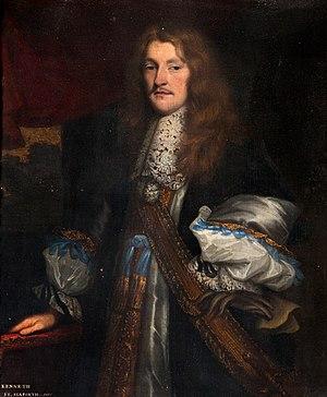 Kenneth Mackenzie, 3rd Earl of Seaforth