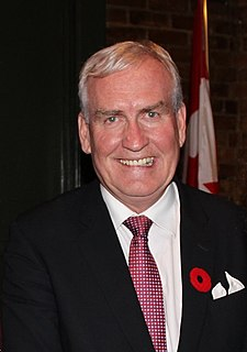 Kevin Vickers ninth Sergeant-at-Arms of the Canadian House of Commons