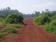 Khe Sahn airstrip looking west