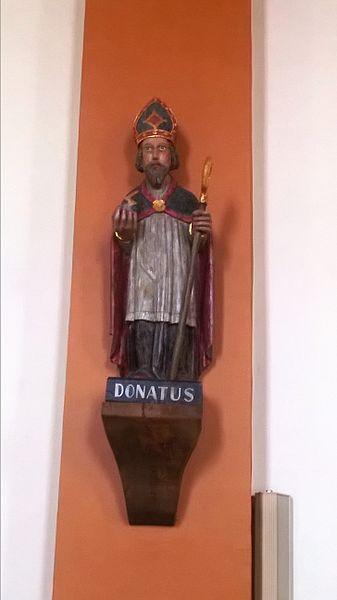 Hl Donatus - Kierch Wanseler