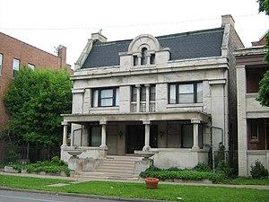 Greystone (architecture) - The King-Nash House