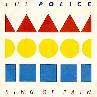 King of Pain - Image: Kingofpain US