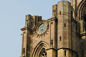 Église Notre-Dame de l'Assomption, Rouffach - Image: Kirche Rouffach 3