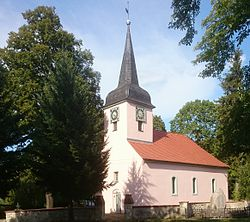 Vogelsdorf's church