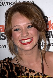 Kirsty-Leigh Porter English actress