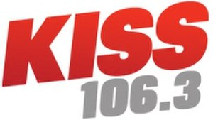 KHKZ - Image: Kiss 1063logo 2013