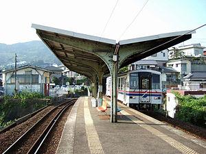 Kita-Sasebo Station - Wikipedia