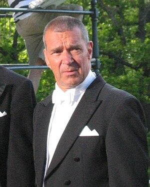 Schauspieler Kjell Bergqvist