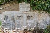 Klagenfurt Seltenheim Friedhof Grab Kometer-Truebein Hansemann-Wagensperg 05102015 7930.jpg