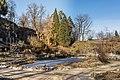Klagenfurt Villacher Vorstadt Prof-Dr-Kahler-Platz 1 Botanischer Garten 18012018 09365.jpg