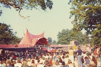 Concerts at Knebworth House - The Rolling Stones in 1976