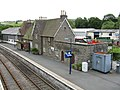 Knighton station - main building - geograph.org.uk - 876654.jpg