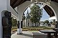 Kościół par. p.w. Wniebow. NMP, Ludźmierz, A-913 M 22.jpg
