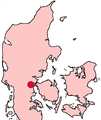 Kolding Denmark location map.png
