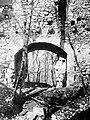 Komárom-Esztergom megye, Várgesztes, a vár kapuja a várudvar felől. - Fortepan 62225.jpg
