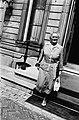 Koningin Beatrix ontving op Paleis Lange Voorhout de voorzitter van de kleine pa, Bestanddeelnr 931-5192.jpg
