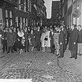 Koninklijke familie naar Tijl Uilenspiegel in Leiden, de Koninklijke familie, Bestanddeelnr 917-9255.jpg