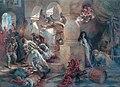 Konstantin Makovsky, The Murder of False Dmitry.jpg
