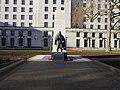 Korean War Memorial, London 2014-12-19 - 13.jpg