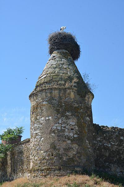 Північно-східна брама Корсунського монастиря (Херсонська область)
