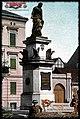 Kriegerdenkmal 1870 71 mit Germania auf dem sockel in Inowrazlaw Hohensalza Inowroclaw kolekcja Moscicki 5.jpg