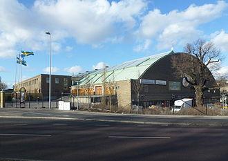 Kungliga tennishallen - Image: Kungl Tennishallen 2015b