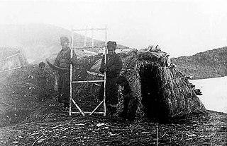 Ainu in Russia