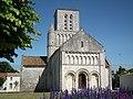 L'église romane de Corme-Ecluse - panoramio.jpg