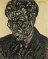 László Moholy-Nagy - Self Portrait, 1918.jpg