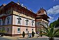 Lázeňský dům Jurkovičův (Luhačovice), Lázeňské nám. 109, Luhačovice7.JPG