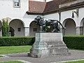 Löwenstatue Sprudelhof Bad Nauheim.jpg