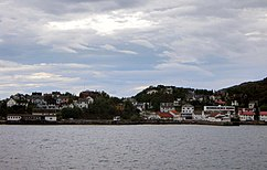 Lødingen skyline July 2012.jpg